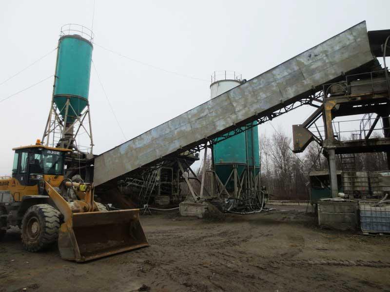 бетон в волоколамске купить